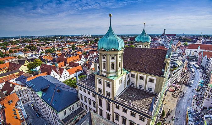 Augsburg Alemania