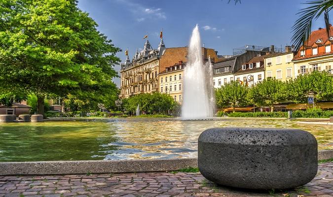 Baden Baden Alemania