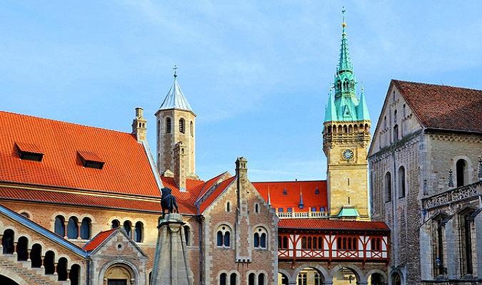 Guía de Braunschweig Alemania