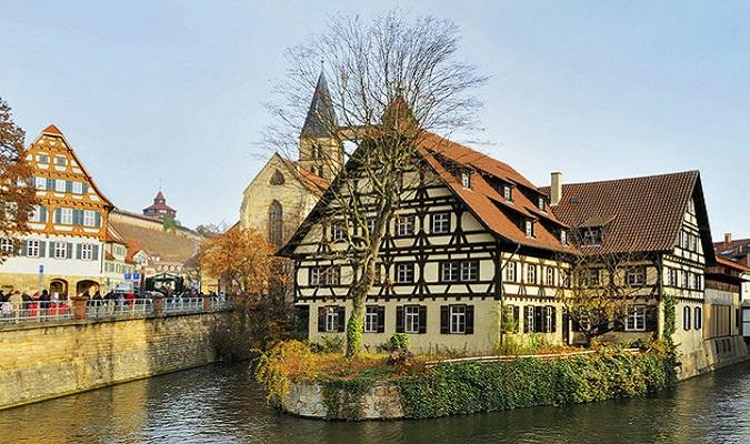 Guía de Esslingen am Neckar Alemania