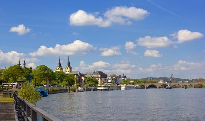 Guía de Koblenz Alemania