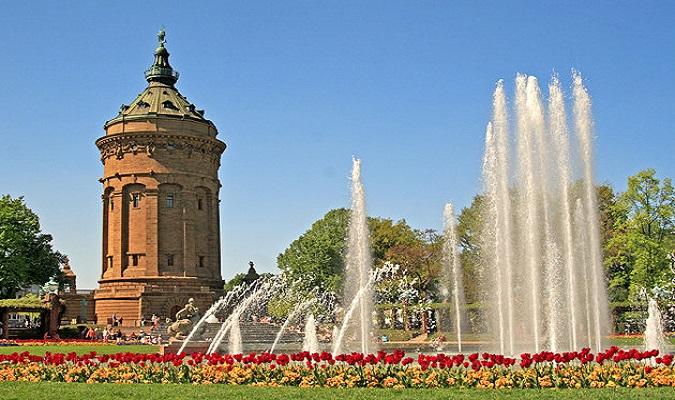 Mannheim Alemania