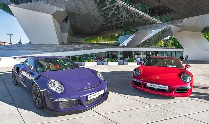 Museo de Porsche