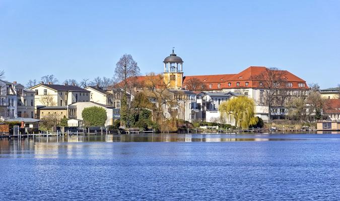 Guía de Potsdam Alemania