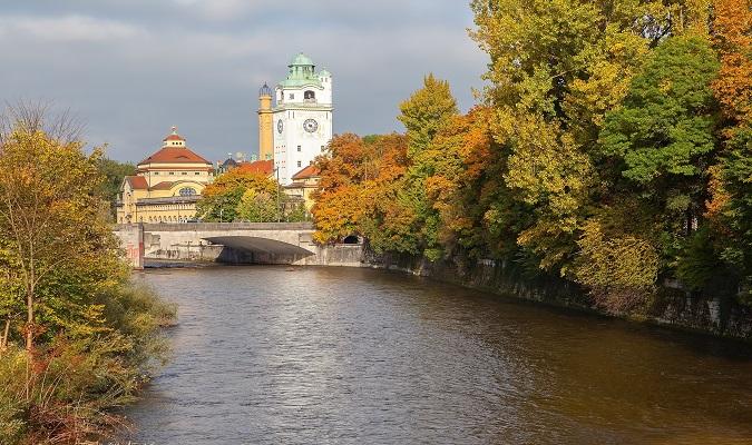 Río Isar