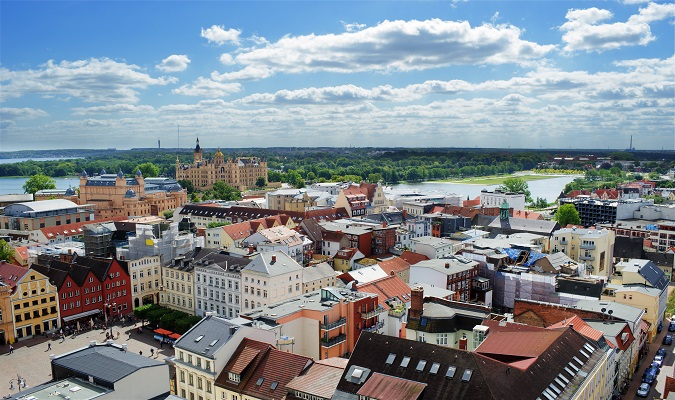 Guía de Schwerin Alemania
