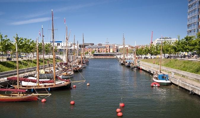 Tren Hamburgo Kiel - Alemania Destinos